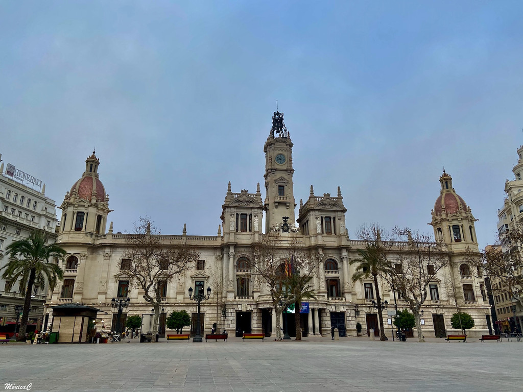 Town Hall by monicac