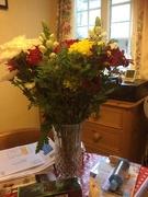 19th Feb 2021 - Valentine flowers