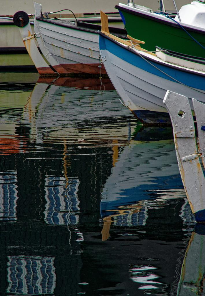 0219 - Boats at Torshaven by bob65