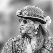 20th Feb 2021 - Steam punk portrait