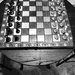Chess in black and white