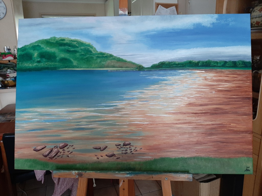 Low Tide  by mozette