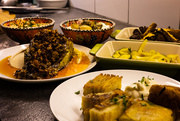 19th Feb 2021 - Mixed meze - complete