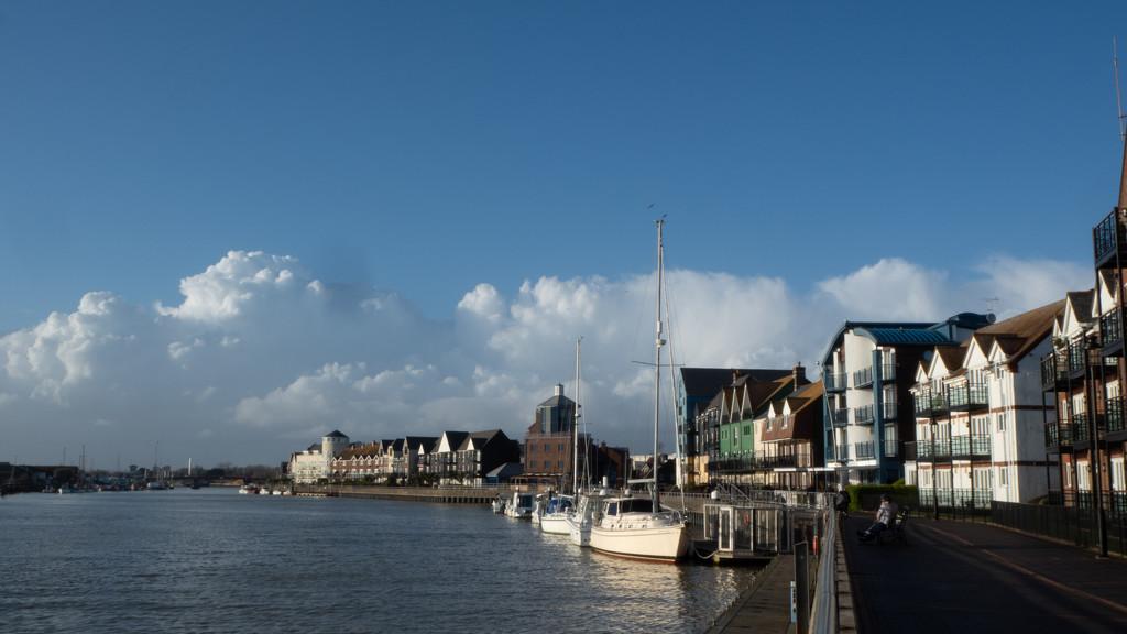 Littlehampton Harbour  by josiegilbert