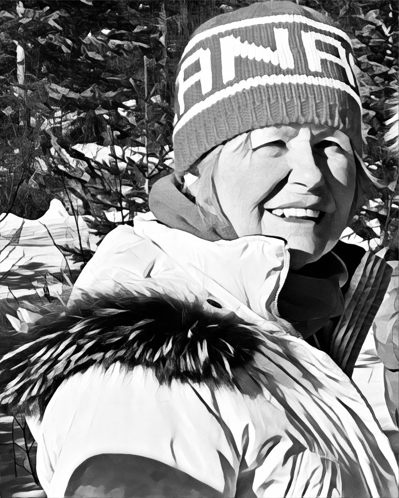 Portrait #6 A true Canadian Eh! by radiogirl