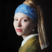 Holly with a Pearl Earring