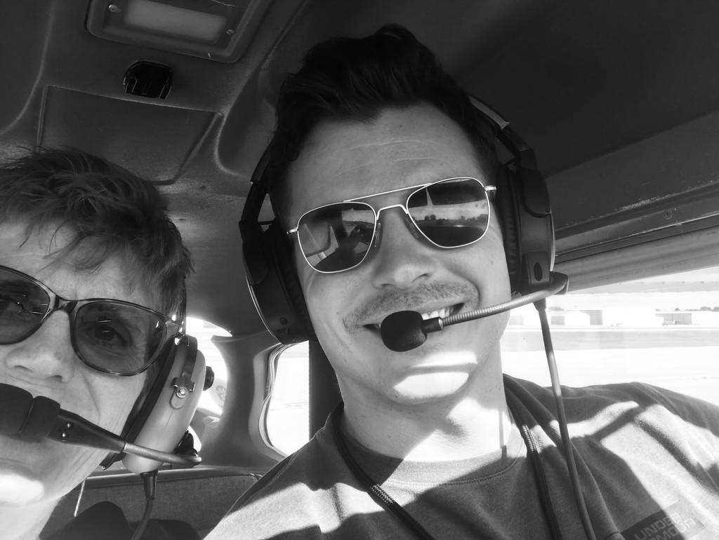 My son The pilot by samae