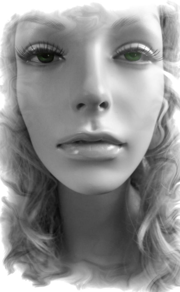Green-Eyed Lady... by marlboromaam