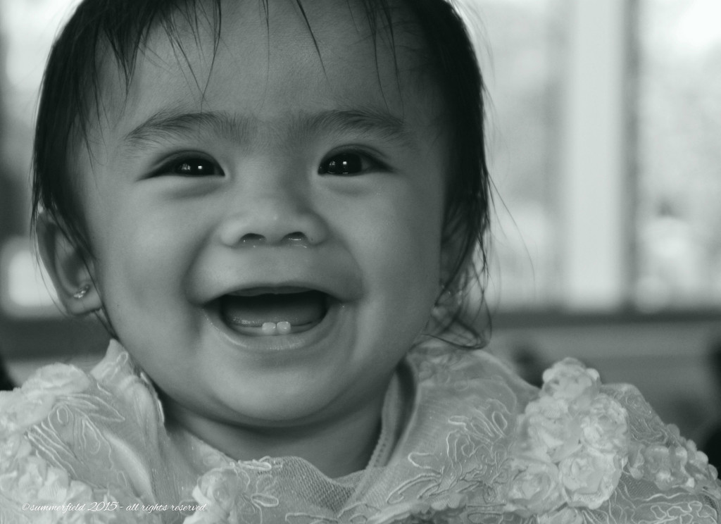 a happy baby by summerfield