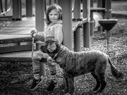 20th Feb 2021 - FOR February, Portraits - Piper and Sasha