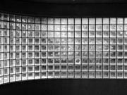 21st Feb 2021 - Glass brick wall