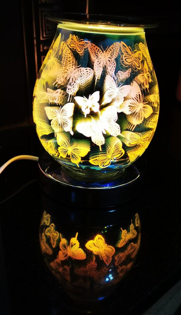 Aroma Lamp by plainjaneandnononsense