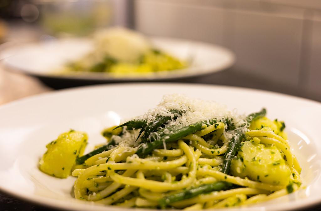 Pasta Genovese by peadar