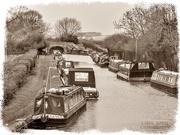 21st Feb 2021 - Winter Moorings,The Grand Union Canal,Gayton