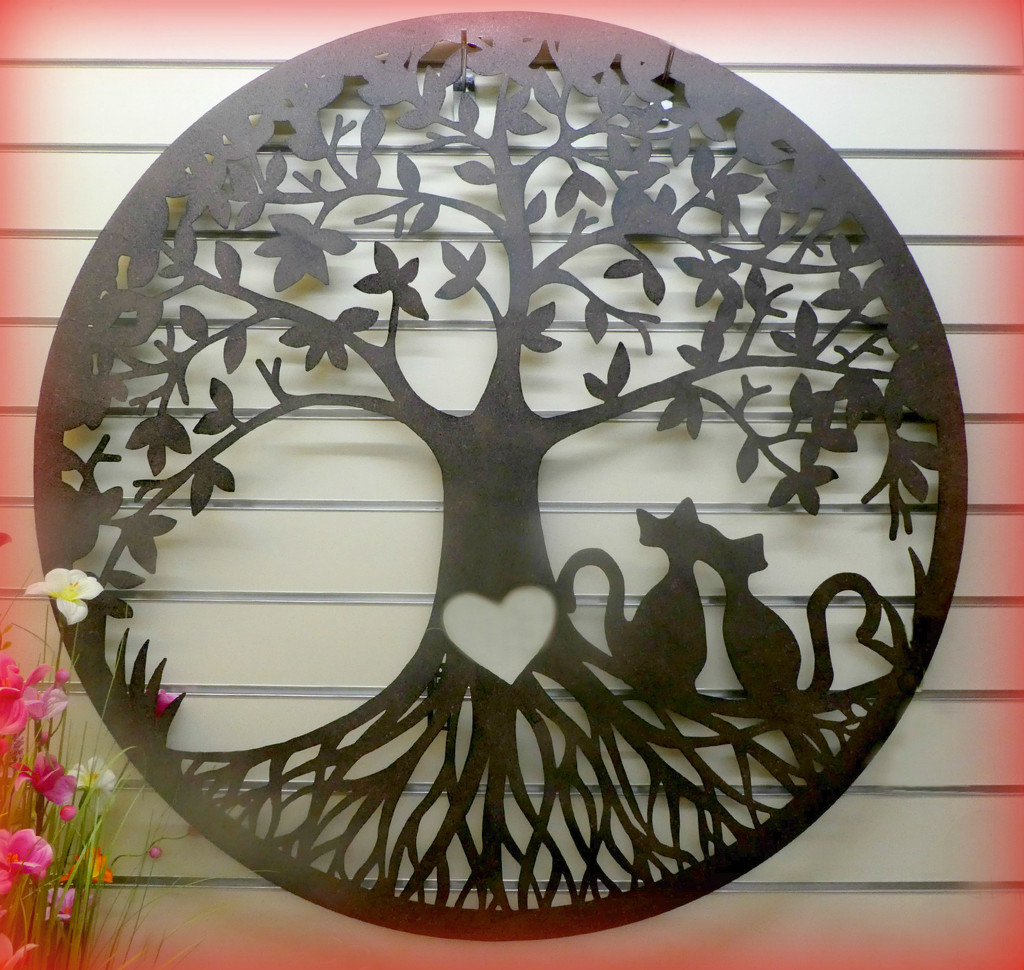 Heart and The Tree Of Life .  by wendyfrost