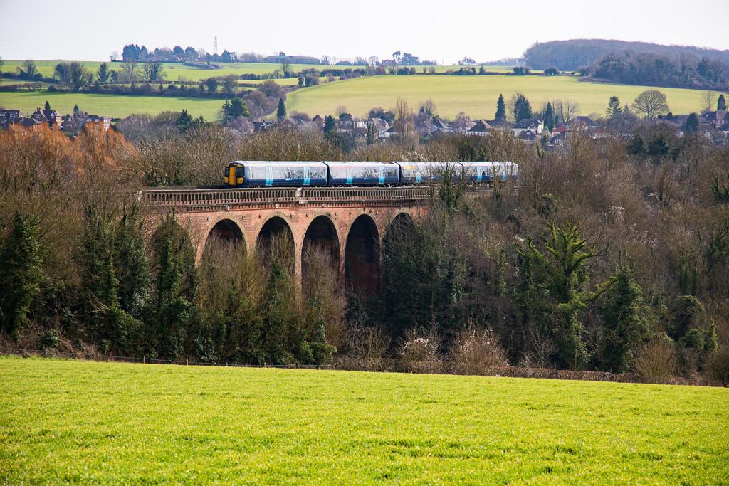 Eynsford Viaduct by peadar
