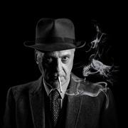 17th Feb 2021 - The smoking man