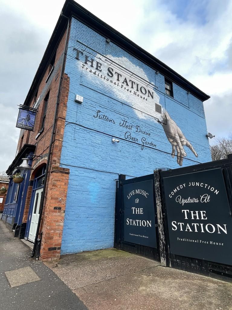 Pub by tinley23