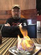 14th Feb 2021 - My Flaming Hot Date
