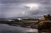 23rd Feb 2021 - Brewing storm