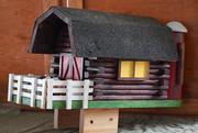 21st Feb 2021 - Barn Birdhouse