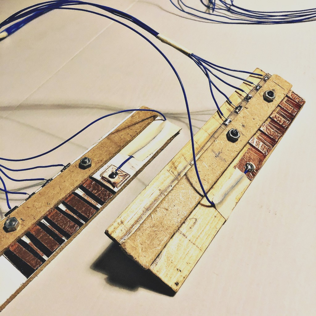 5 key stop and force sensor prototypes by mastermek