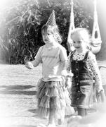 18th Feb 2021 - Cousins' kids