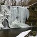 Hayden Falls in Winter by cwbill