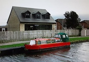 23rd Feb 2021 - The Bristol Bill canal boat.