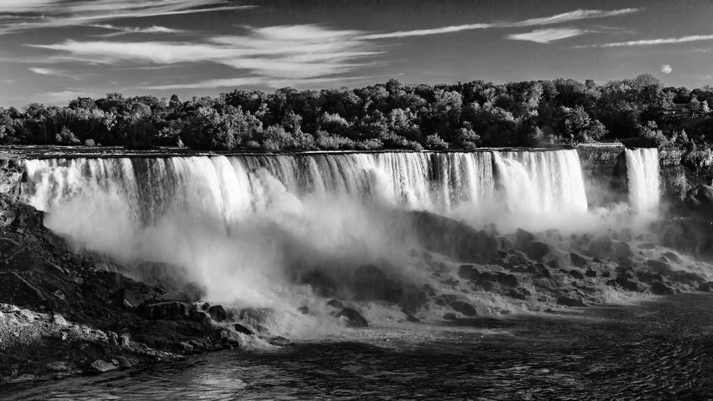 Niagara Falls American Side by photograndma
