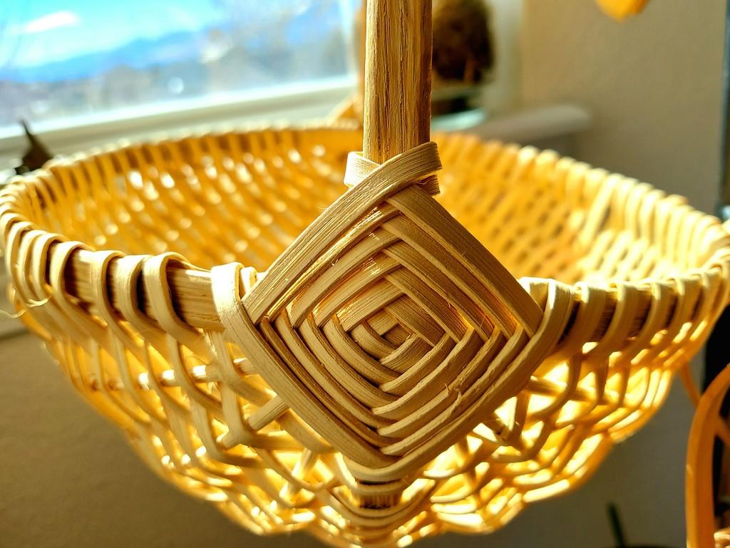 Wicker Basket by harbie