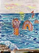 21st Feb 2021 - Sea Serpent