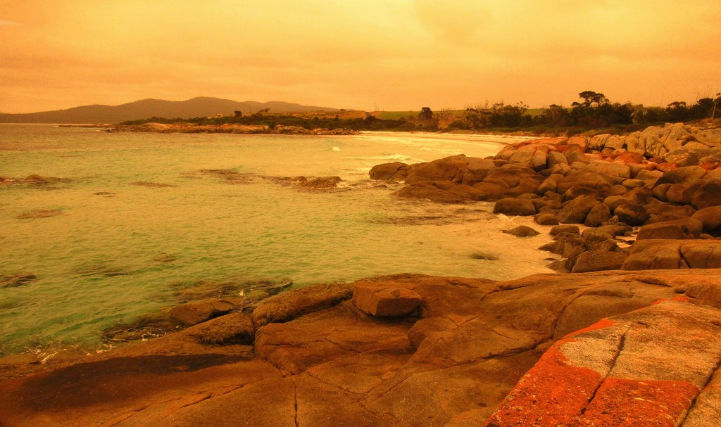 Bay of Fires  by robz