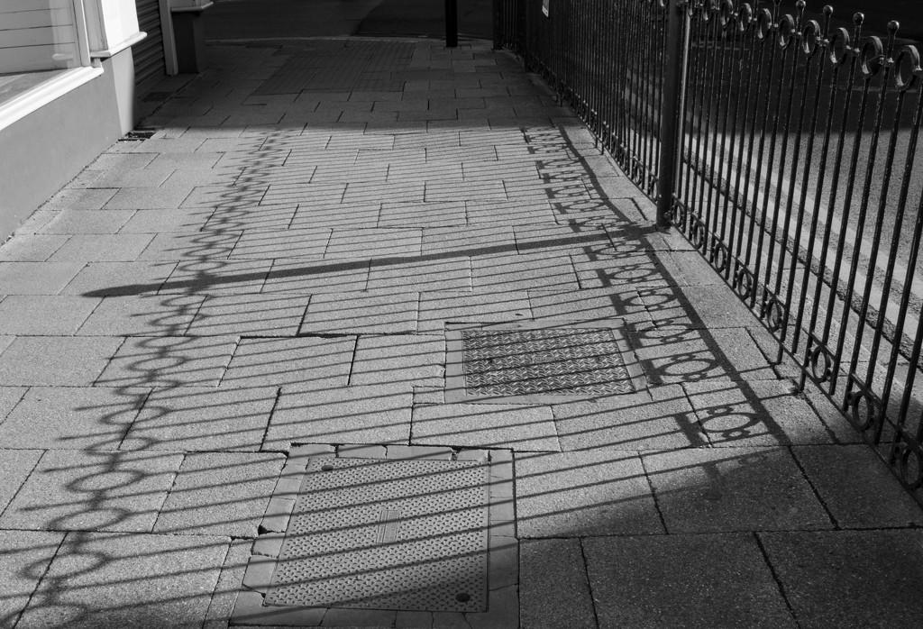Street shadows by busylady
