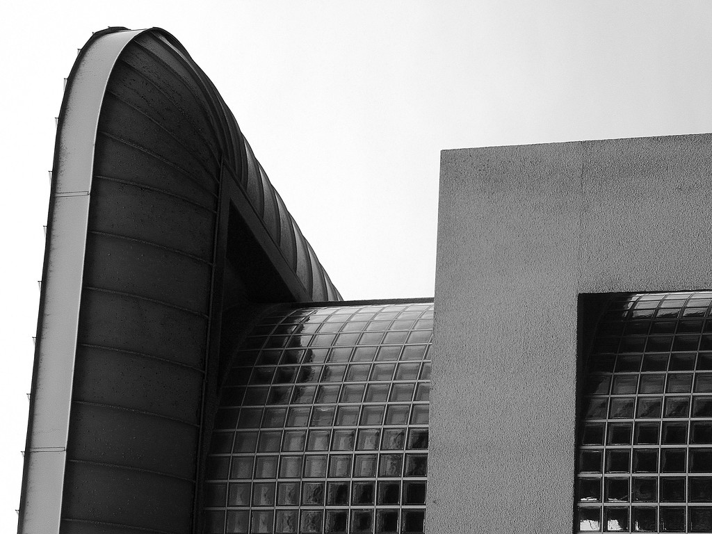 Architectural shapes by etienne