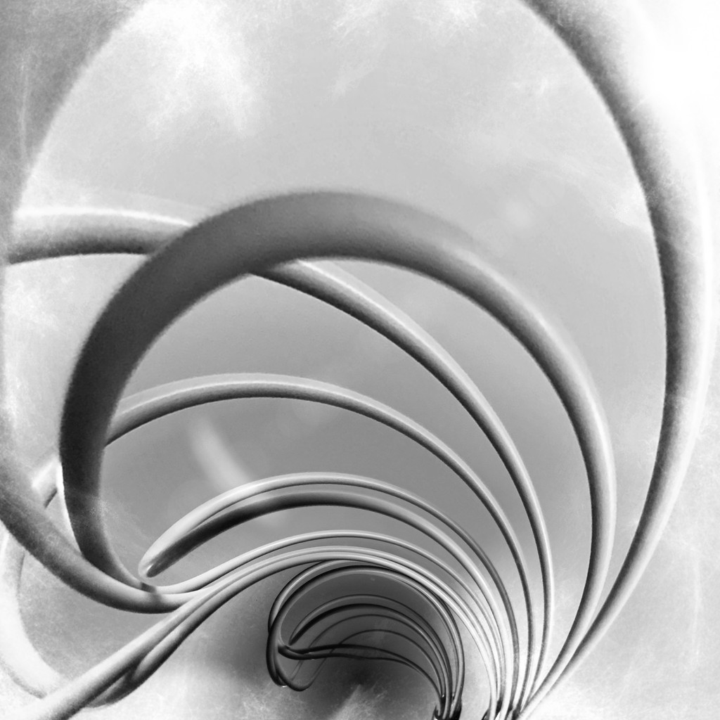 B&W Abstract 3 by shutterbug49