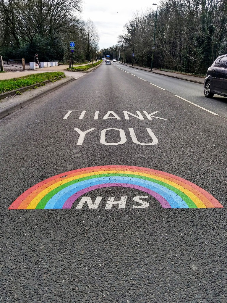 Thank you NHS by boxplayer