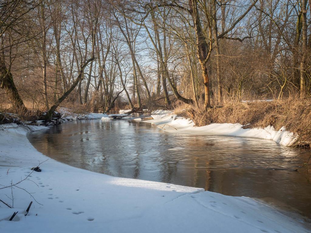 Rawka river by haskar