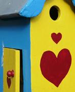 24th Feb 2021 - Bird house