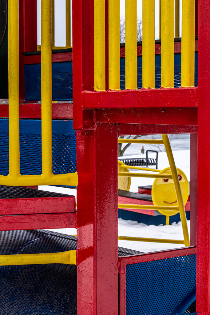 52 Week Challenge - Primary Colours by farmreporter