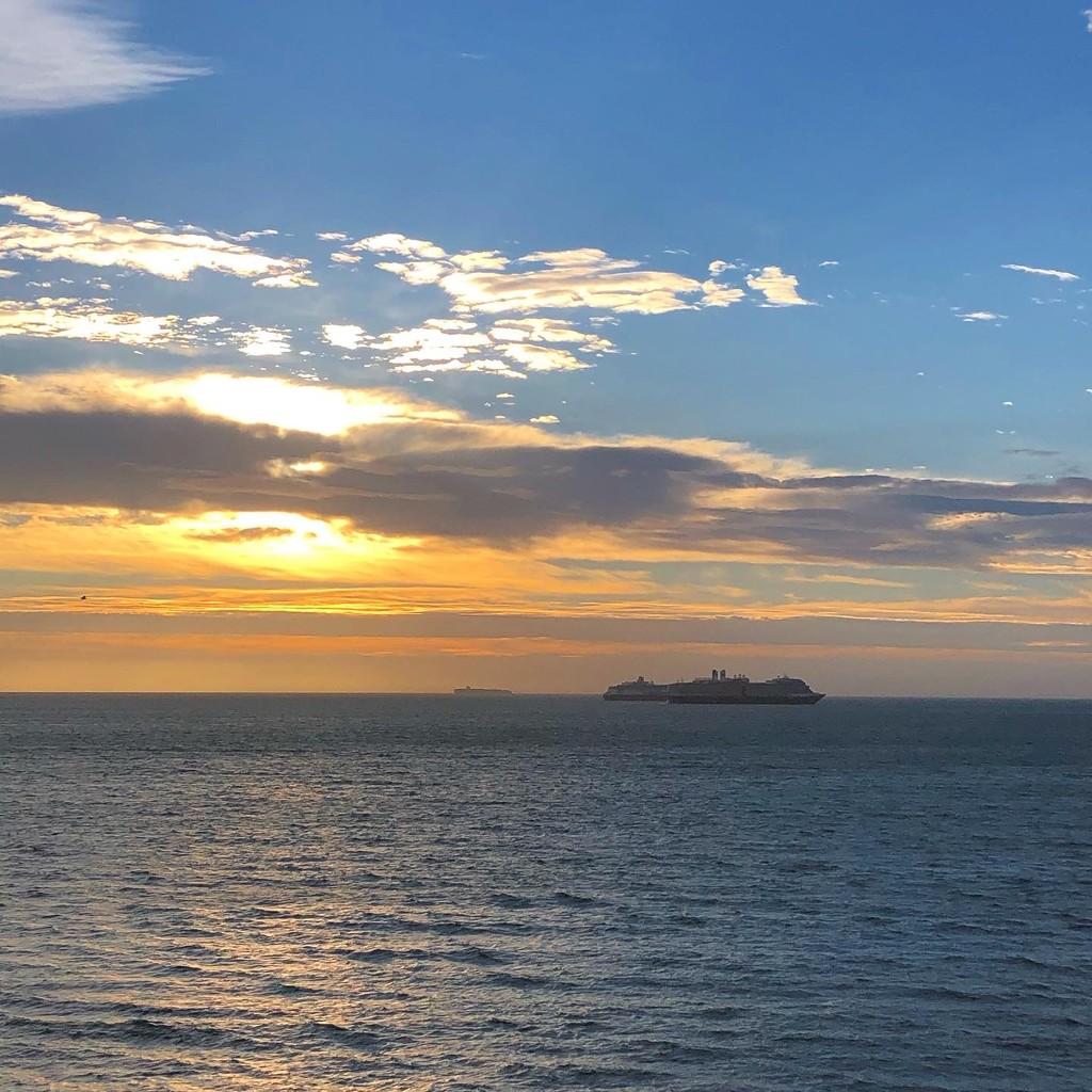 Morning Sky by cookingkaren