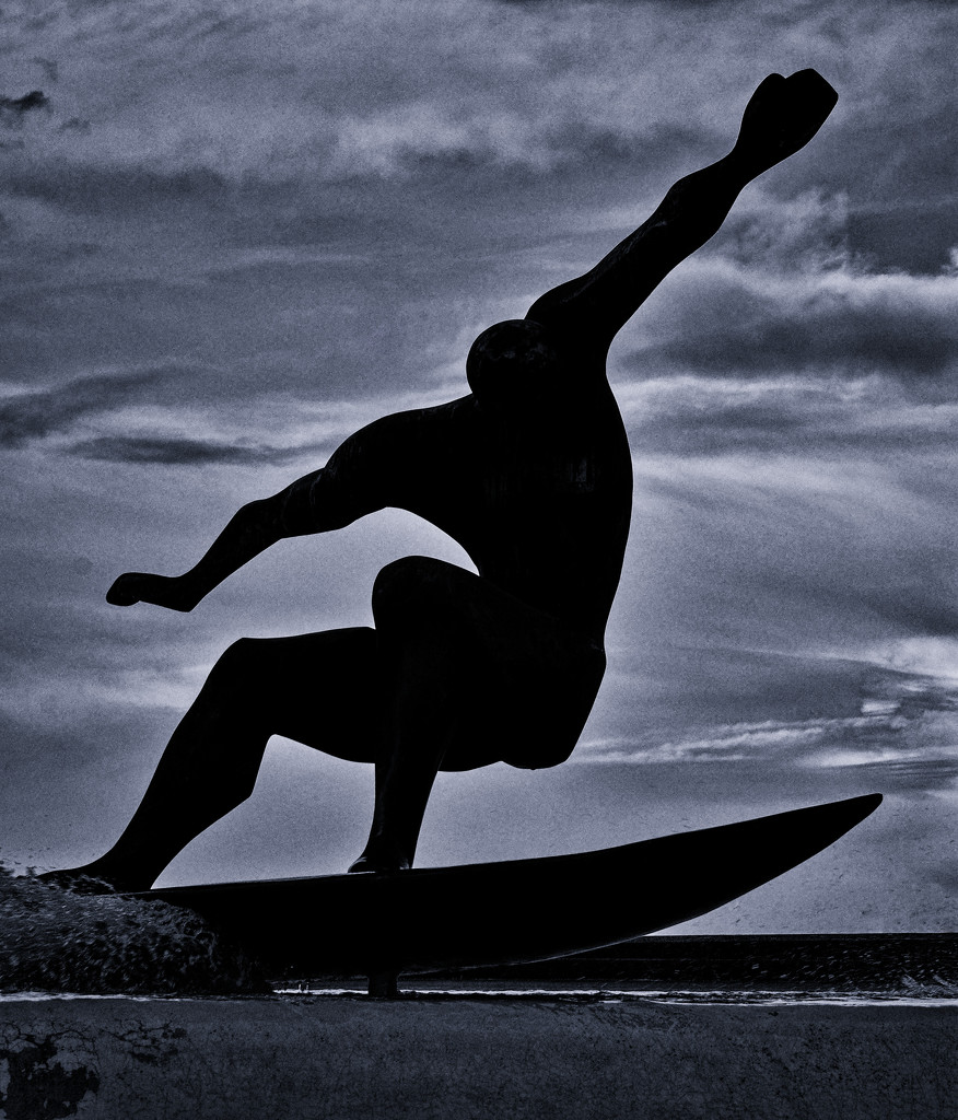 0224 - The Surfer by bob65
