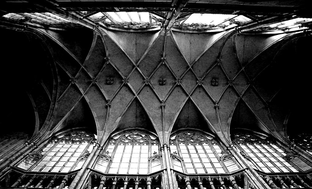 Gothic shapes by kiwinanna