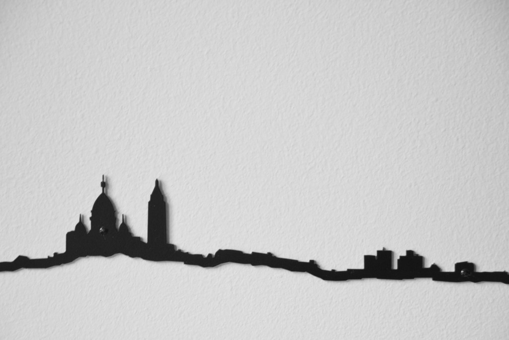 The Shape of a City by jamibann