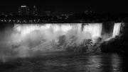 25th Feb 2021 - Niagara Falls At Night