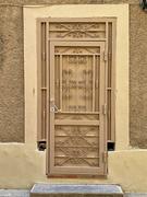 26th Feb 2021 - Heart on beige door.