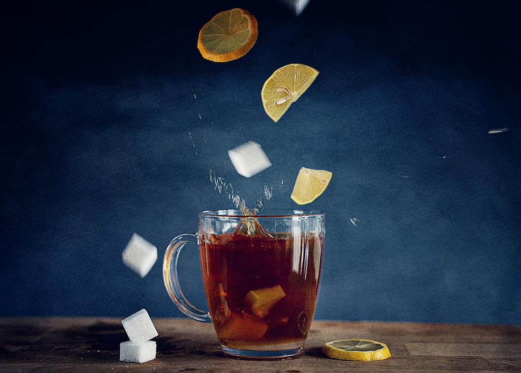 Sweet tea by katarzynamorawiec