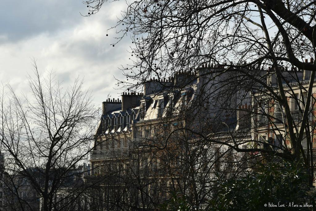 Paris  by parisouailleurs