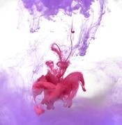 24th Feb 2021 - Pink & Purple Ink