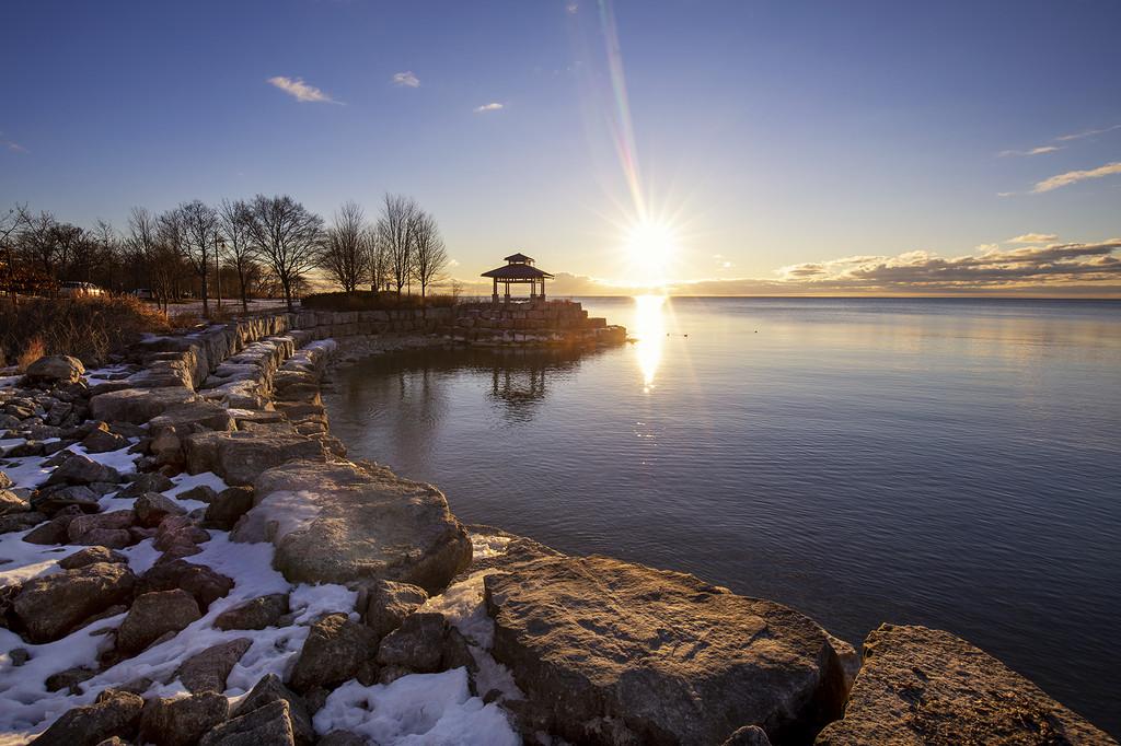 Winter Gazebo by pdulis